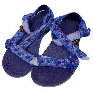 Teva Girls Hurricane 3 Hiking Sport Sandals Size 1